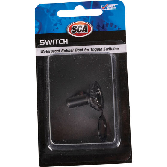 SCA Switch Waterproof Rubber Boot - Suits Toggle Switch, , scaau_hi-res