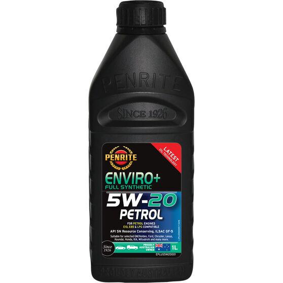 Penrite Enviro+ Engine Oil - 5W-20 1 Litre, , scaau_hi-res