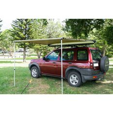 4WD Awning - 2.5 x 2.5m, , scaau_hi-res
