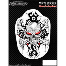 Hot Stuff Sticker - Tribal, Vinyl, , scaau_hi-res