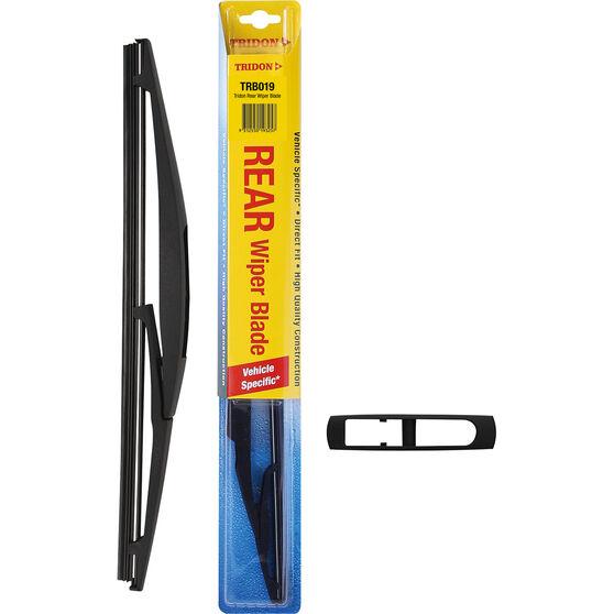 Tridon Rear Wiper Blade  - TRB019, , scaau_hi-res