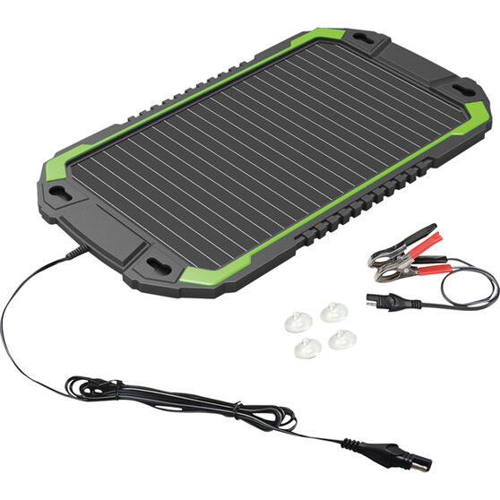 SCA Solar Maintenance Charger - 2.4W, , scaau_hi-res