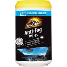 Armor All Anti-Fog Wipes - 20 Pack, , scaau_hi-res