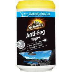 Armor All Anti-Fog Wipes - 20 Pack, , scaau_hi-res