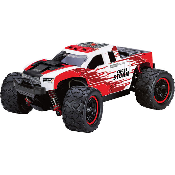 Revell Control X-treme Cross Storm R/C Monster Truck, , scaau_hi-res