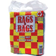 Rags in Bags Colour Cleaning Cloth 1.5kg, , scaau_hi-res