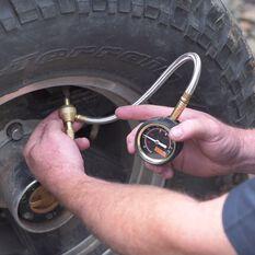 Ridge Ryder Rapid Tyre Deflator - 0-70 PSI, , scaau_hi-res