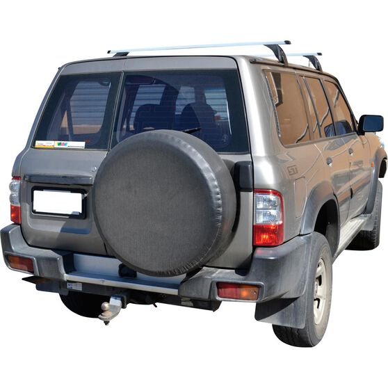 Ridge Ryder Spare Wheel Cover Plain 29 Inch, , scaau_hi-res