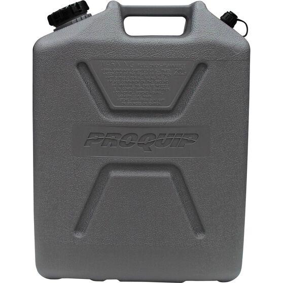 Pro Quip Platinum Diesel Jerry Can 20 Litre, , scaau_hi-res