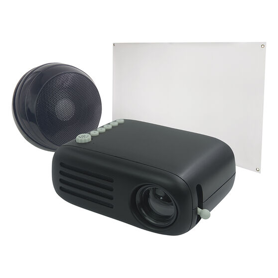 Portable LED Projector Kit 12/240V, , scaau_hi-res