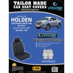 Ilana Cyclone Tailor Made Pack for Holden Colorado RGMY17 09/16+, , scaau_hi-res