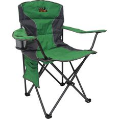 Ridge Ryder Stirling Camping Chair - 120kg, , scaau_hi-res
