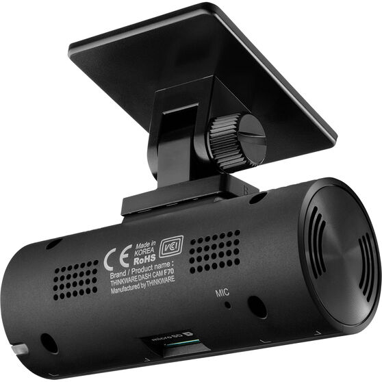 Thinkware 1080P Dash Cam with 8GB SD Card F7008, , scaau_hi-res