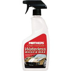 Mothers Waterless Wash & Wax - 710mL, , scaau_hi-res