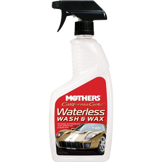 Mothers Waterless Wash & Wax - 710mL, , scaau_hi-res