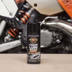 Penrite Motorcycle Chain Lube Road 400mL, , scaau_hi-res