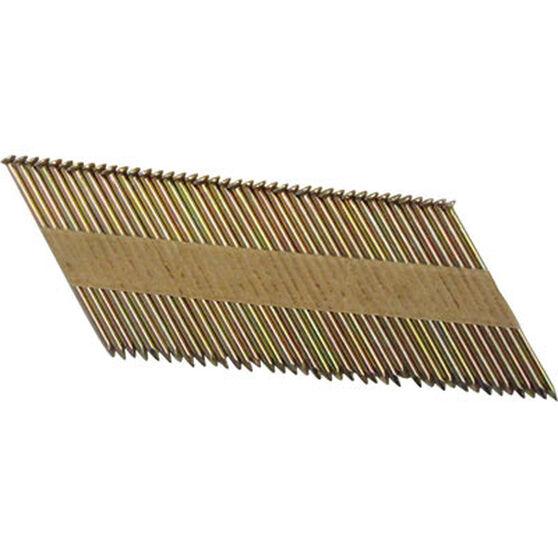 Blackridge Air Framing Nail - Galvanised Steel, 75mm - 1000 Pack, , scaau_hi-res
