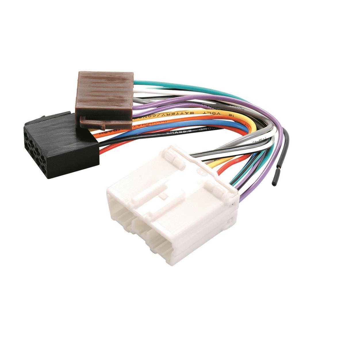 wiring harness app0111 to suit most mitsubishi 1 plug type rh supercheapauto com au mitsubishi iso wiring harness mitsubishi outlander trailer wiring harness