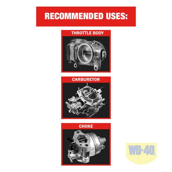 WD-40 Specialist Automotive Throttle Body, Carb & Choke Cleaner Spray - 394g, , scaau_hi-res