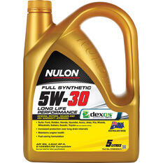 Nulon Full Synthetic Long Life Engine Oil 5W-30 5 Litre, , scaau_hi-res