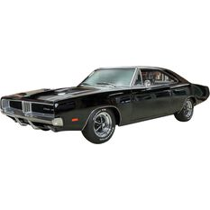 Die Cast 1969 Dodge Charger 1:18 Scale Model, , scaau_hi-res