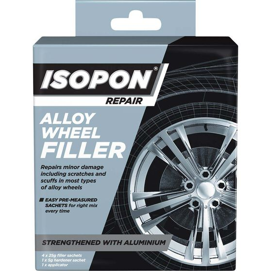 62ad77911f Isopon Wheel Filler Mini Kit