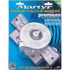 Martyr Alloy Outboard Anode Kit -CMHBF75115KITA, , scaau_hi-res