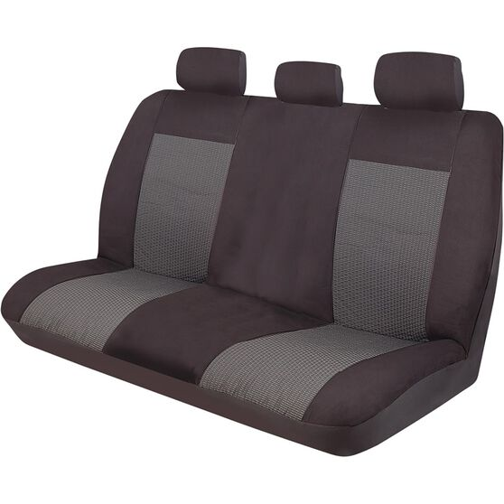Imperial Seat Covers - Black Rear Seat (Includes Headrests) Size 06, , scaau_hi-res