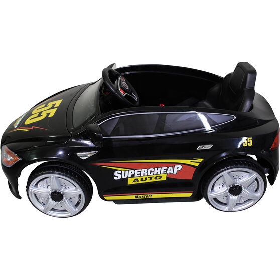 Kids Ride On Electric Sports Car w / Remote Control - 6V, , scaau_hi-res
