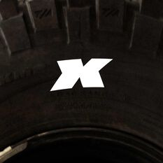 Letter X , 4 Pack, , scaau_hi-res