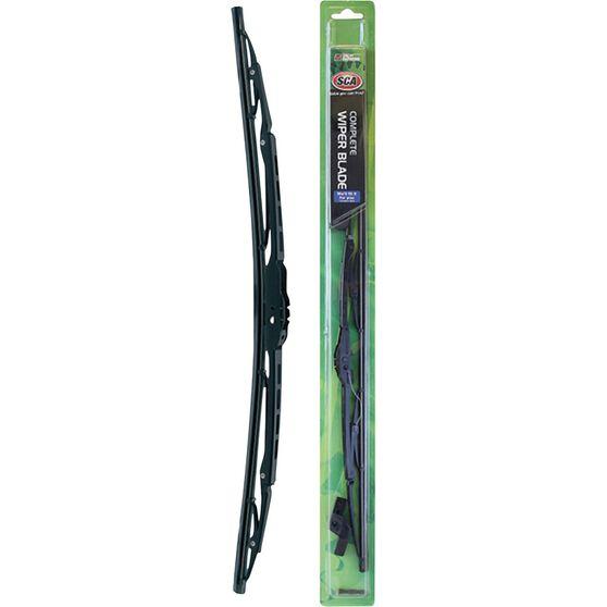 SCA Standard Wiper Blade 18in Single, , scaau_hi-res