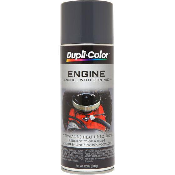 Dupli-Color Engine Enamel Aerosol Paint Holden Grey 340g, , scaau_hi-res
