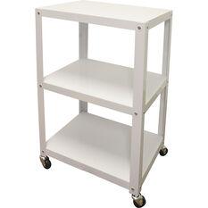 SCA Mobile Shelving Unit 3 Shelf, , scaau_hi-res