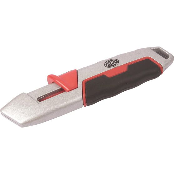 SCA Self Retracting Safety Knife, , scaau_hi-res