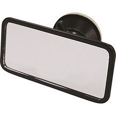 Cabin Crew Interior Mirror - Adjustable, Rectangular, , scaau_hi-res