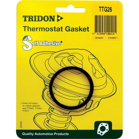 Tridon Thermostat Gasket - TTG26, , scaau_hi-res