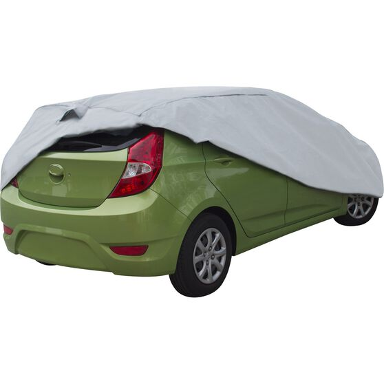 Coverall Waterproof Car Cover Gold Protection - Suits Hatch Vehicles, , scaau_hi-res