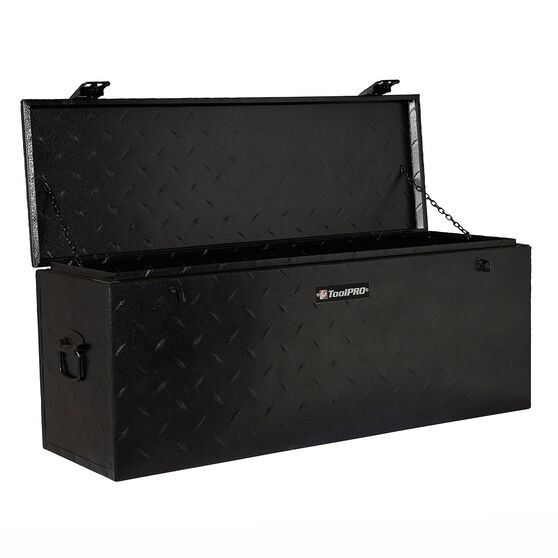 ToolPRO Outback Tool Box - Galvanised Steel, 180 Litre, , scaau_hi-res