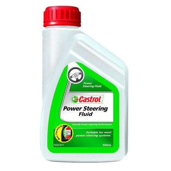 Power Steering Fluid - 500mL, , scaau_hi-res