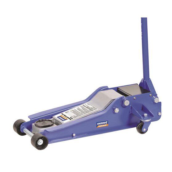 Kincrome Hydraulic Trolley Jack, Low Profile - 3000kg, , scaau_hi-res