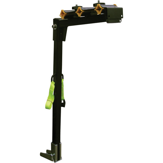SCA Three Clamp Single Pole Bike Carrier, , scaau_hi-res