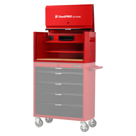 ToolPRO Edge Series Hutch Tool Chest - 36 inch, , scaau_hi-res