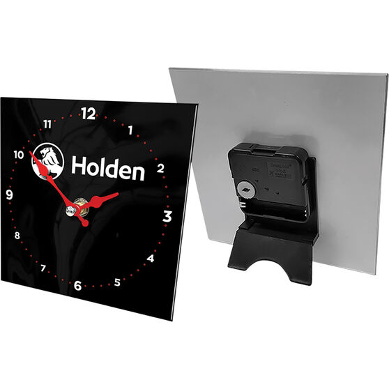 Official Licensed Holden Mini Glass Clock, , scaau_hi-res