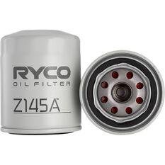 Ryco Oil Filter - Z145A, , scaau_hi-res