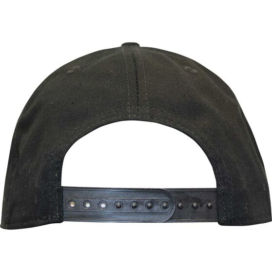 Conrod Straight Flat Cap - One Size Fit Most, , scaau_hi-res