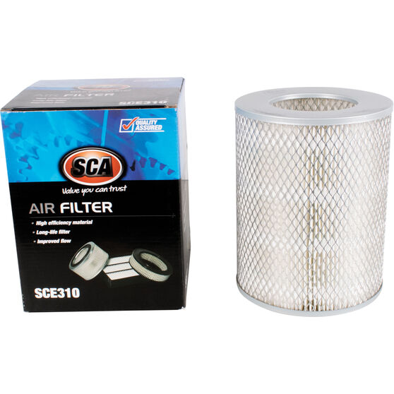 SCA Air Filter - SCE310 (Interchangeable with A310), , scaau_hi-res