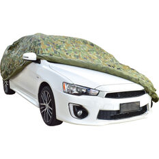 SCA Large Camouflage Car Cover, , scaau_hi-res