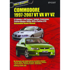 Max Ellery Car Manual For Holden Commodore 1997-2004 - EP.C107, , scaau_hi-res