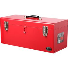 Tool Box - Metal with Tray, , scaau_hi-res