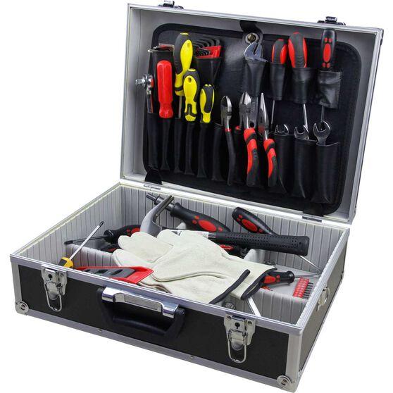Tool Case - Aluminium, Black, , scaau_hi-res